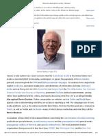 Media Bias Against Bernie Sanders - Wikipedia