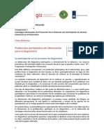 Producción participativadenformación