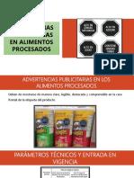 Advertencias Publicitarias - Salcedo