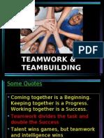 Teamwork - 1