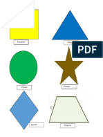 Figuras Geometric