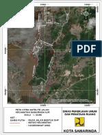Peta Samarinda Ilir