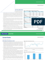 Market Cement Reliance 1.10.19