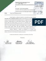 Informe-Autorización Ceremonia de Entrega