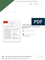 _Wax Defects in Investment Casting_ and it's Minimization _ Ajay Bhardwaj - Academia.edu.pdf
