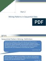 Analyzing Sequential User Behavior Part2