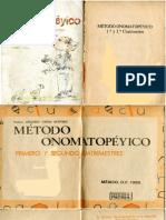 Método Onomatopéyico, 1° y 2° Cuatrimestre - Gregorio Torres Quintero - 32a Ed.pdf