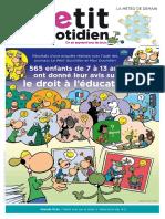 Le Petit Quotidien 5752
