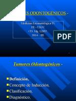 Tumores Odontogénicos Epiteliales