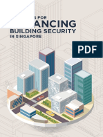 MHA Guidelines for Enhancing Building Security in Singapore 2018