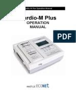 Econet - Cardio M Plus - Service Manual