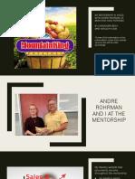 final mentorship presentation big