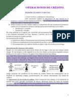 APUNTES TÍTULOS Y OPERACIONES DE CRÉDITO