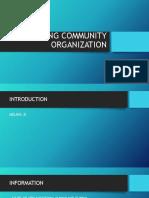 Helping Community Organization