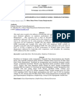 Jurnal Pengaruh Gaya Kepemimpinan Dan Disiplin Kerja Terhadap Kinerja Karyawan
