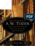From the Library of A.W. Tozer