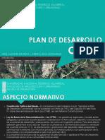 Plan de Desarrollo Canta Parte 1