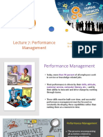 Lecture 7 - Performance Management BUS381 SFU