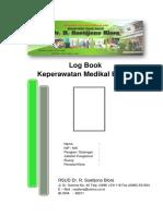 Log Book PERAWAT Kmb