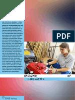 Broschüre Hauswartung SDBB (2011)