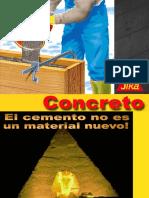 concreto requerido