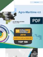 2019 03 07 IPB Agr0-Maritime 4.0 KBRI KL-1