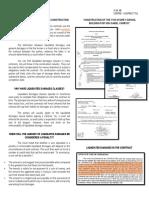 Construction Management - (h.w. #2)