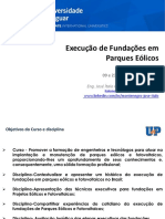 Execução de Fundações PEs