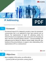 HC110110003 IP Addressing