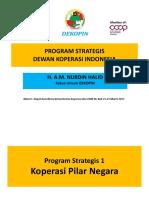 82. Rakornas 2017 Dewan Koperasi Indonesia Dekopin