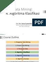 Data Mining, Klasifikasi