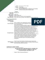 UT Dallas Syllabus for ims6204.591.11s taught by Tevfik Dalgic (tdalgic)