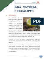 Proyecto Pomada de Eucalipto
