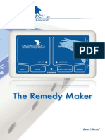 Eagle Research Remedy Maker Manual