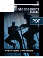 FBI Law Enforcement Bulletin - November 2010