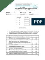 Cuestionario de Personalidad Pen de Eysenck - Copia (1)