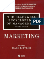 Dale Littler - The Blackwell Encyclopedia of Management, Marketing (Blackwell Encyclopaedia of Management) (Volume 9)-Wiley-Blackwell (2006).pdf