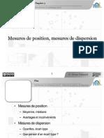042-Mesures de Position Et de Dispersion Les Principes-Slide