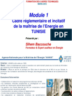 règlement énergétique