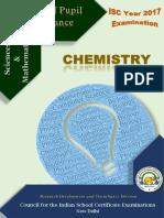 5. Chemistry ISC 17