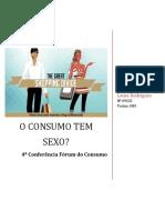 4ª Conferência Fórum Do Consumo
