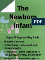 The Newborn Infant