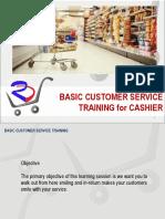 Customer Service Module