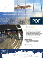 MM6061 Modelling for Business Syndicate 1Airport Corridor Planning