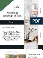 CB Group 7 Marketing CampaignAnalysis