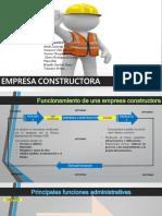 Diapos Empresa Constructora