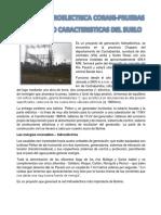 Visita Hidroelectrica Corani