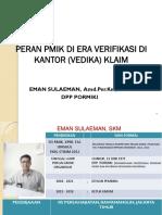 Peran Pmik Di Era Vedika ( Lampung 2018)