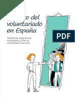 Retrato Del Voluntariado en Espana