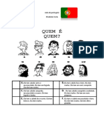 Aula de Portugues 5 Exercicios